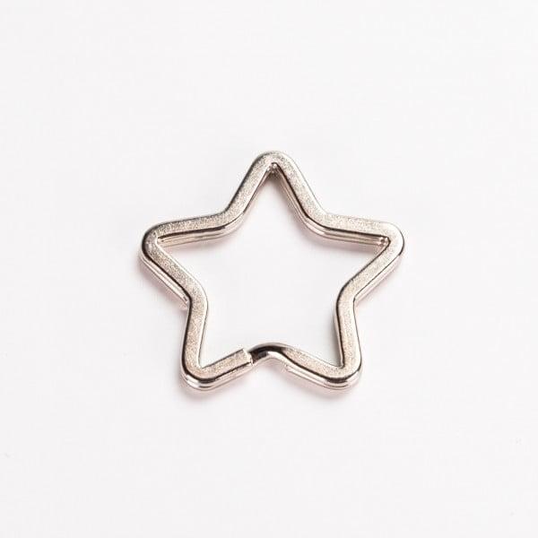 Nøkkelring - Stjerne