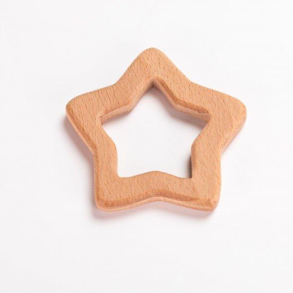 Trefigur - Stjerne stor
