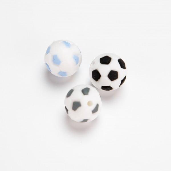 Silikon - Fotball 15mm
