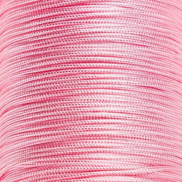 Tråd – Polyester 1,5mm – 1meter, rosa