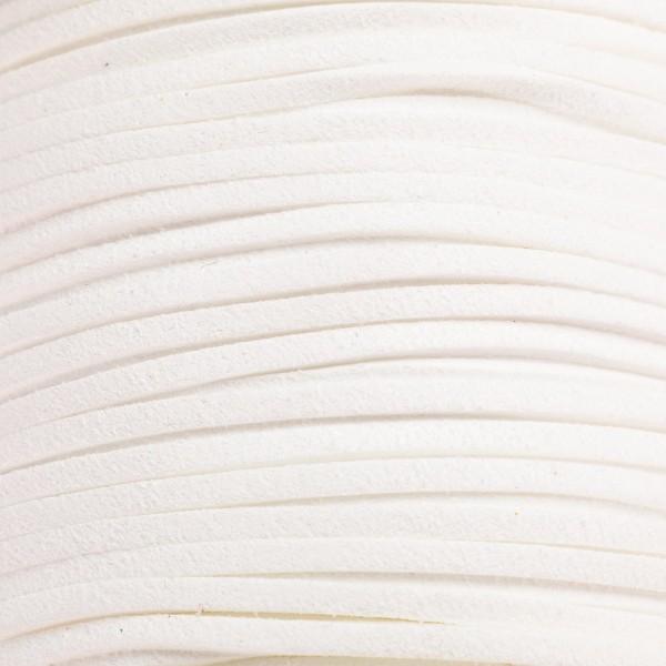Tråd – Nylon 3mm – 1meter, hvit