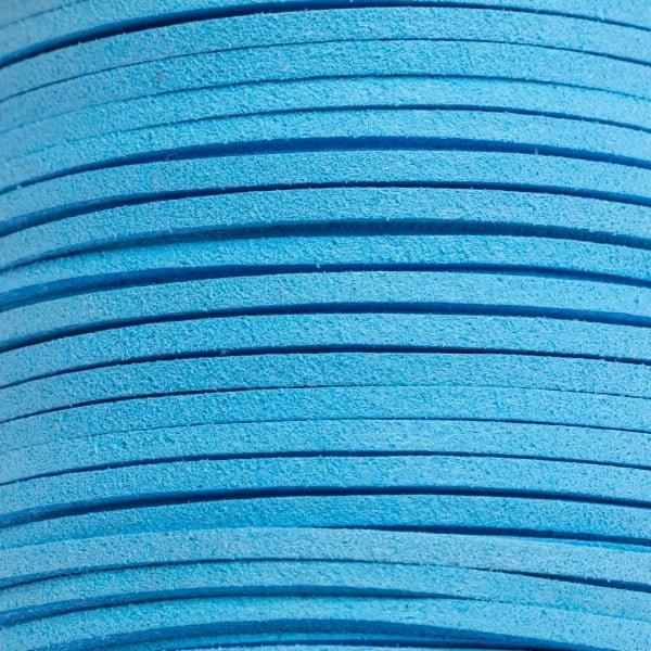 Tråd – Nylon 3mm – 1meter, himmelblå