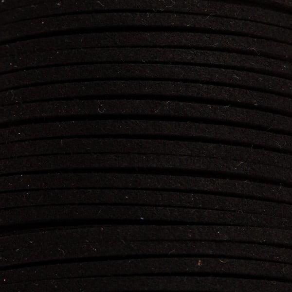Tråd – Nylon 3mm – 1meter, sort