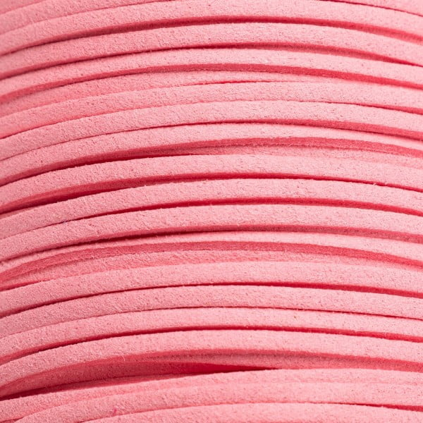 Tråd – Nylon 3mm – 1meter, rosa