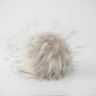 Pompon - 11cm beige