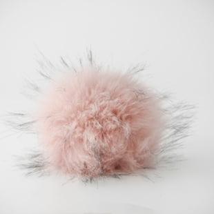 Pompon - 11cm rosa