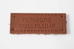 Farmors gullklump - 1 stk