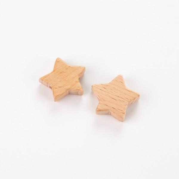 Tre - Stjerne 25mm