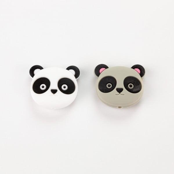 Silikon - Panda 33x29mm