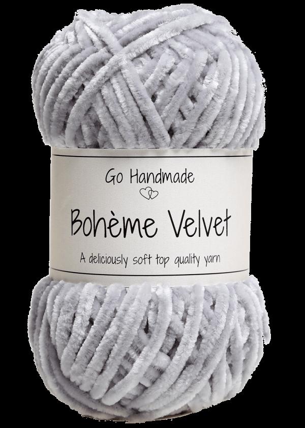 """Go Handmade - Bohème Velvet """"duble"""""""