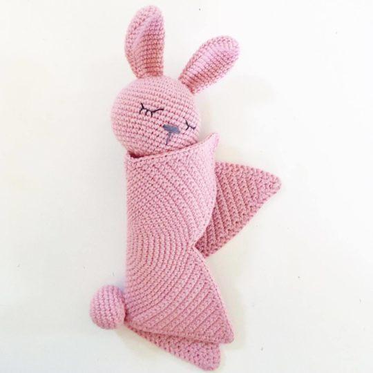 Hekleoppskrift kanin2