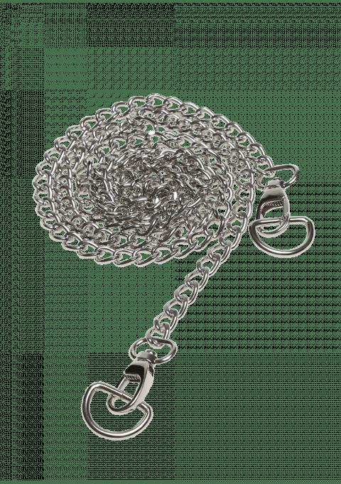 Metallrem - Sølv