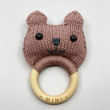 Bamserangle – strikkeoppskrift