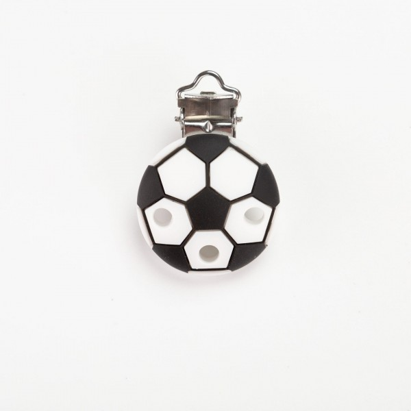 Silikonclips - Rund, Fotball