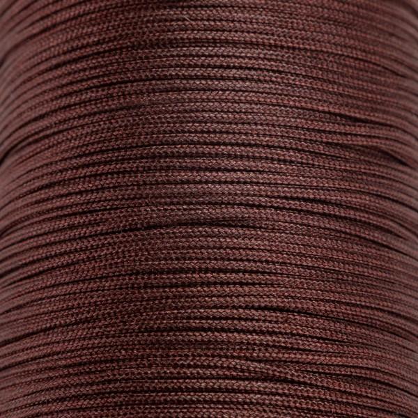 Tråd – Polyester 1,5mm – 1meter, brun