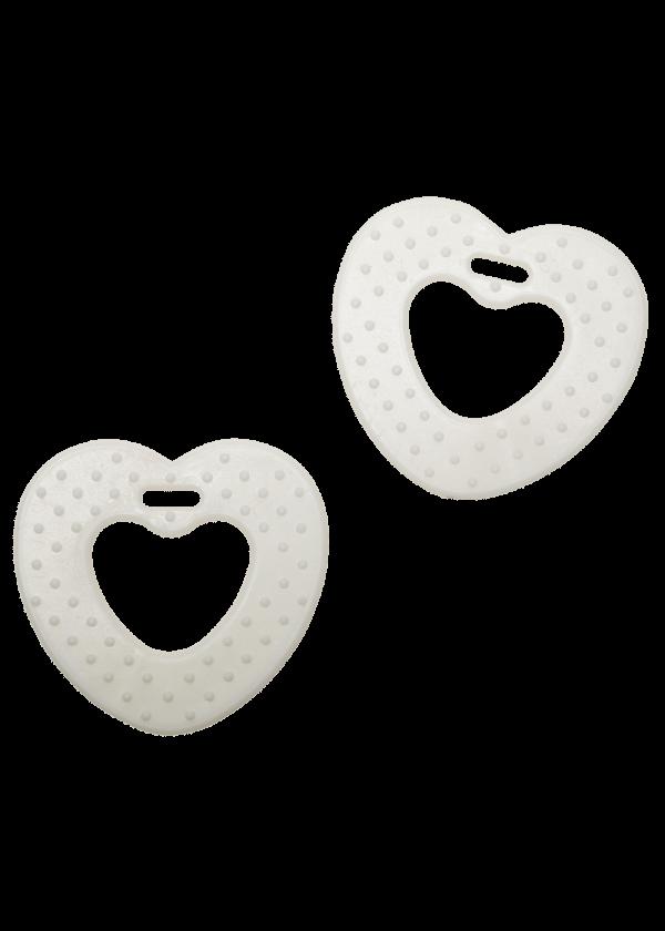 Formet bitering hjerte - Natur