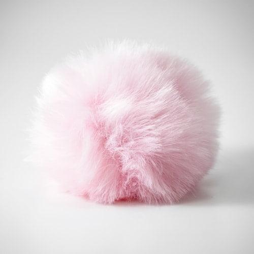 Pompon - 10,5cm rosa