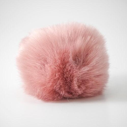 Pompon - 6cm rosa
