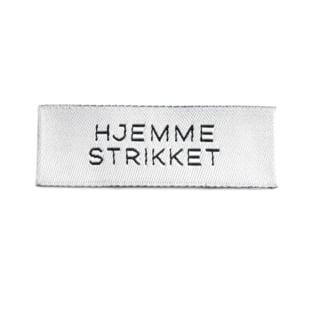 Hjemme strikket - 1 stk