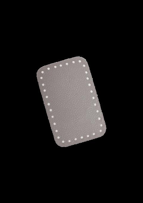 Rektangel bunn - Muldvarp, 16x10cm