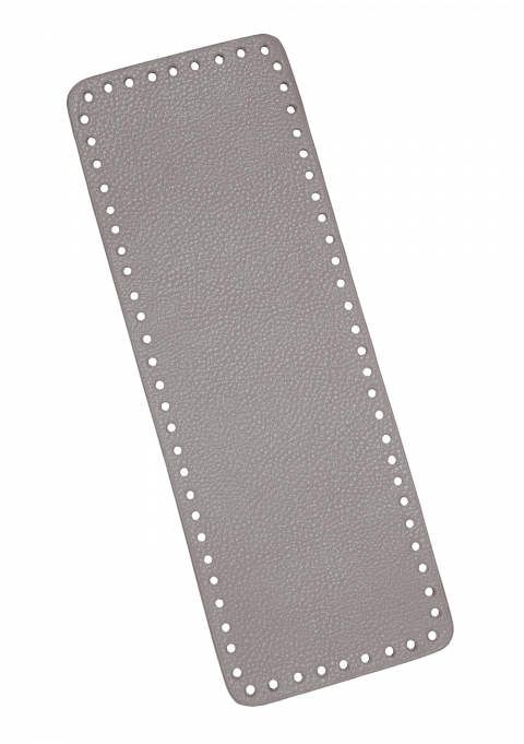 Rektangel bunn - Muldvarp, 36x13cm