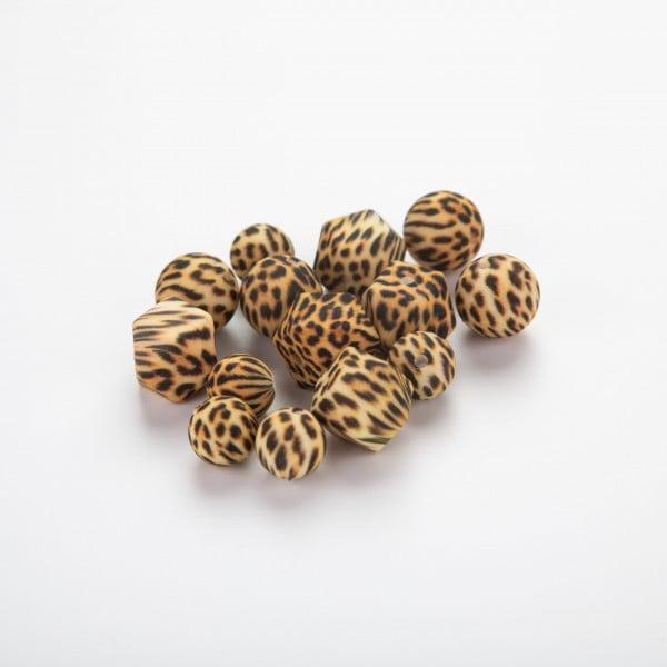 Silikon print – Leopard,