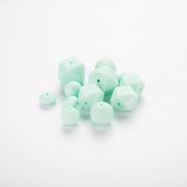 Silikon marble – Mint