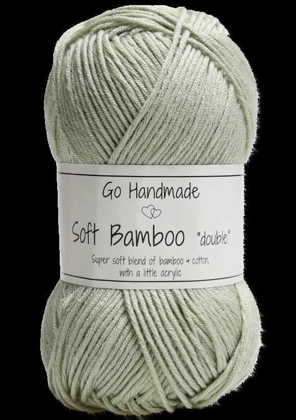 "Go Handmade – Soft Bamboo ""double"""