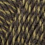 Black heather/khaki shorts 0227