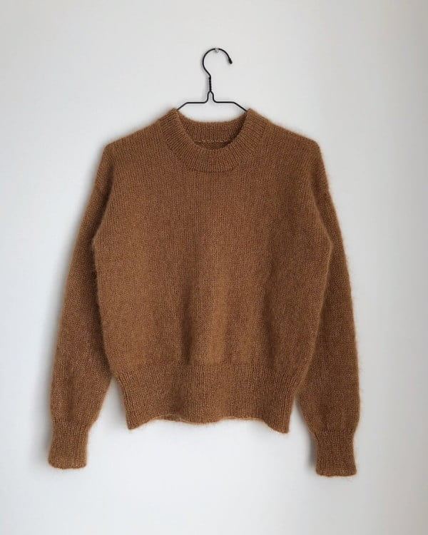 Stockholm sweater - papirutgave