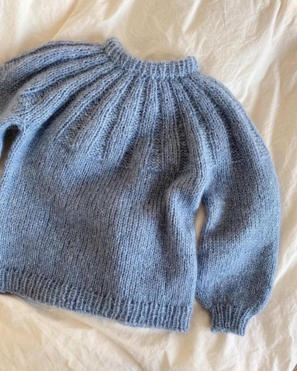Sunday Sweater Junior - papirutgave