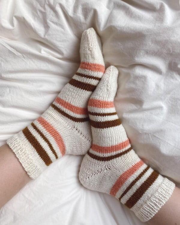 Everyday socks - papirutgave