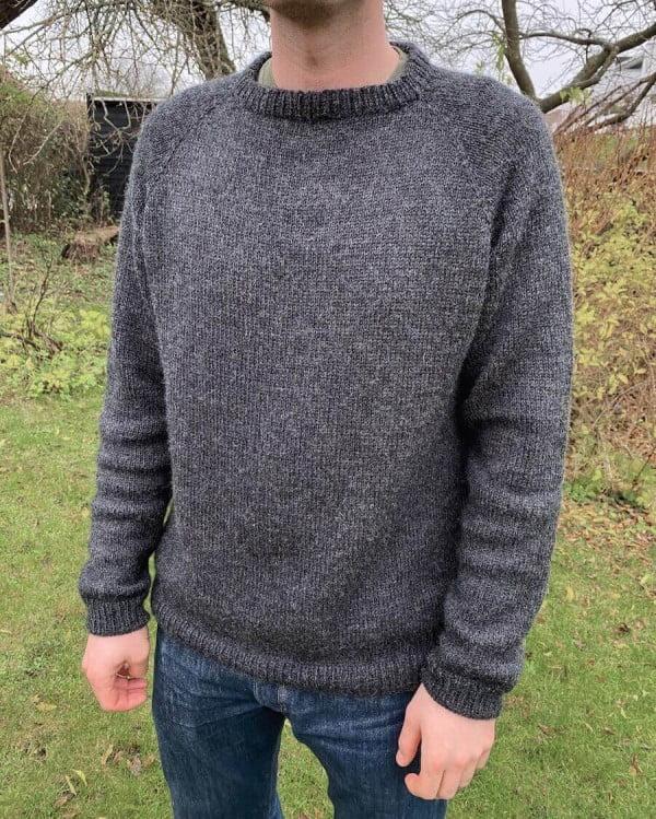 Hanstholm sweater - papirutgave