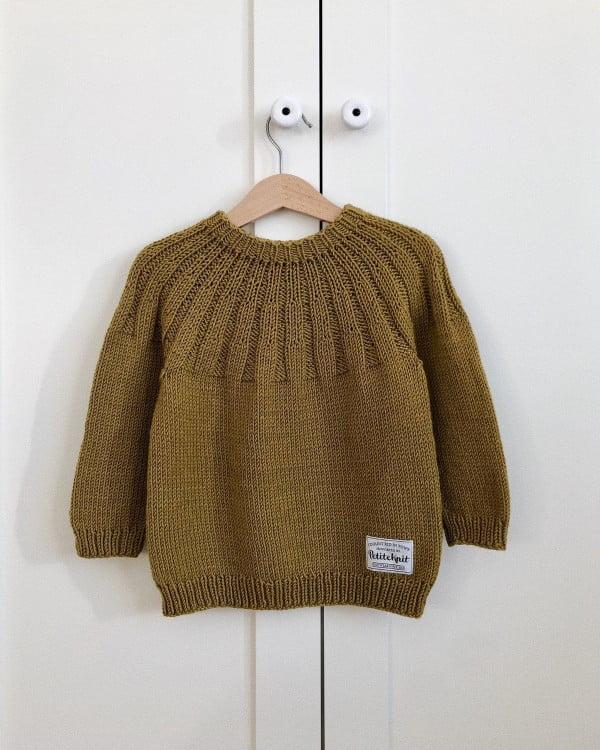 Haralds Sweater - papirutgave