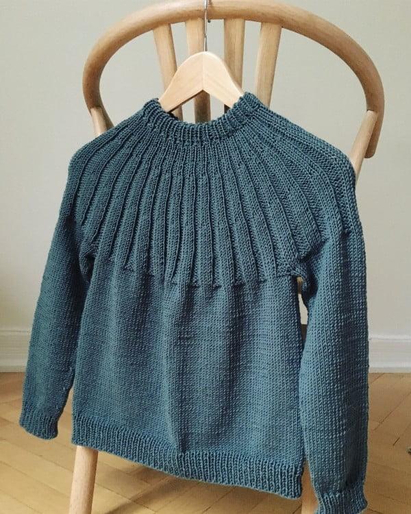 Haralds Sweater Junior - papirutgave