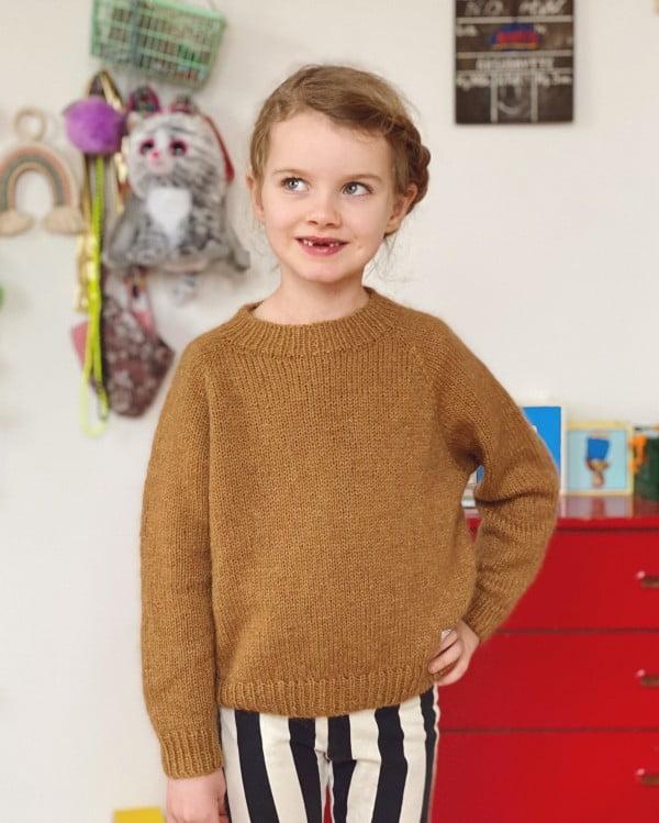 Ingen Dikkedarer Sweater Junior - papirutgave