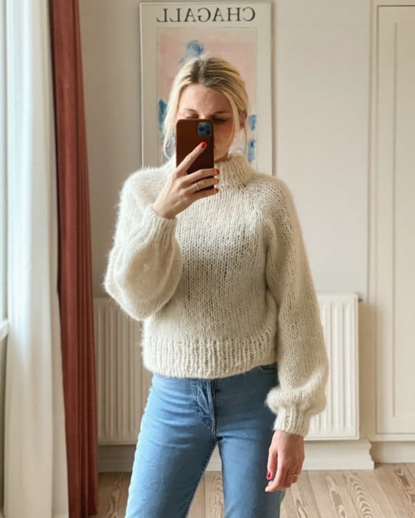 Louisiana sweater - papirutgave