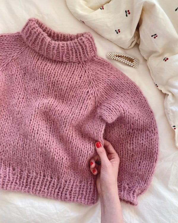 Louisiana Sweater Junior - papirutgave