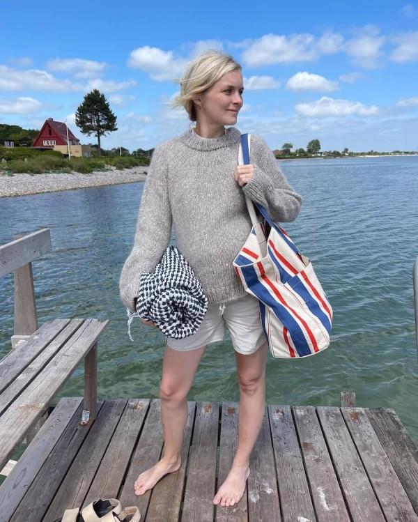 Novice Sweater - Chunky Edition - papirutgave