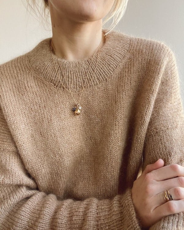 Oslo sweater - papirutgave