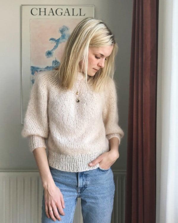 Saturday night sweater - papirutgave