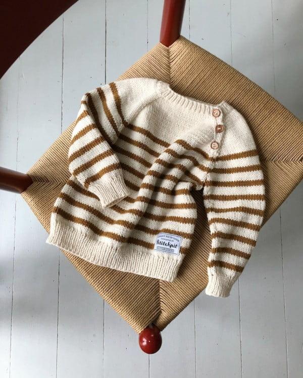 Seaside Sweater - papirutgave