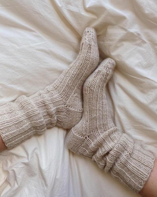 Sunday socks - papirutgave