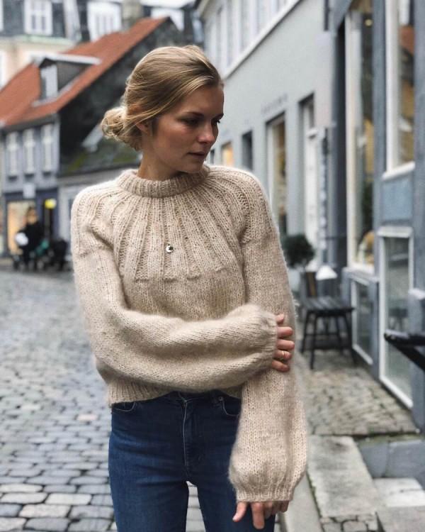 Sunday sweater - papirutgave