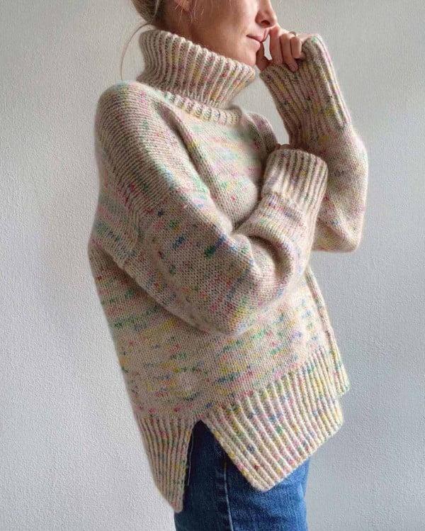 Wednesday sweater - papirutgave