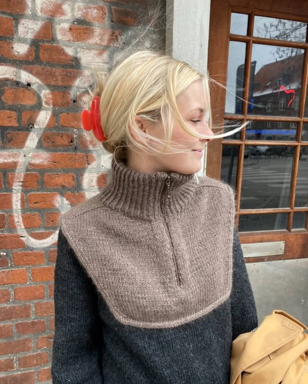 Zipper neck - papirutgave