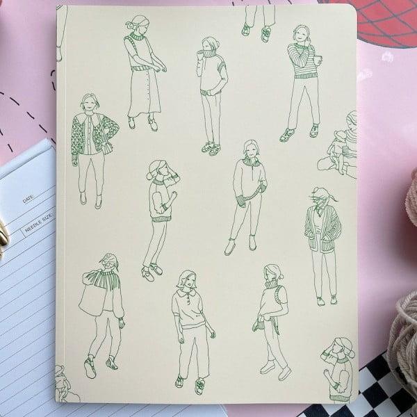 Knitting Journal - Grand Signatur