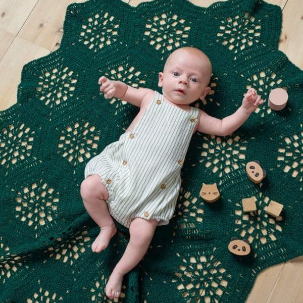 266 Babytepper - Hefte