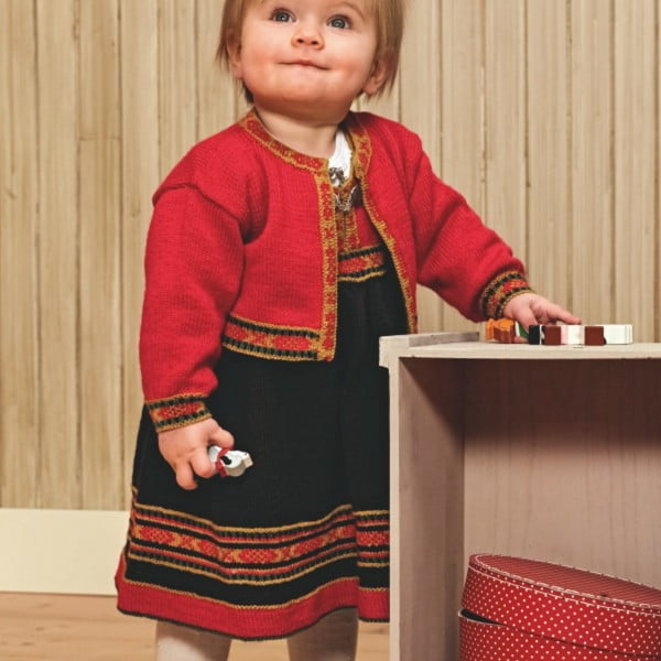 Baby 21 Festdrakter - Hefte