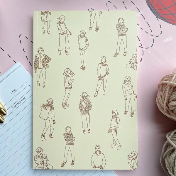 Knitting Journal - Petit Signatur